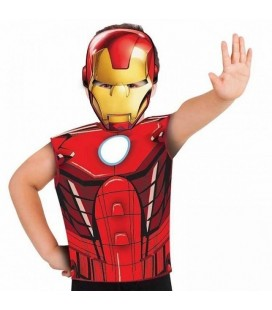 SET IRON MAN PARTYTIME