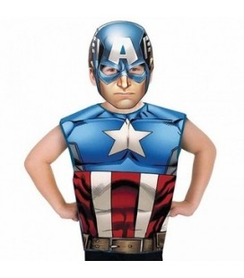 SET CAPITAN AMERICA PARTYTIME