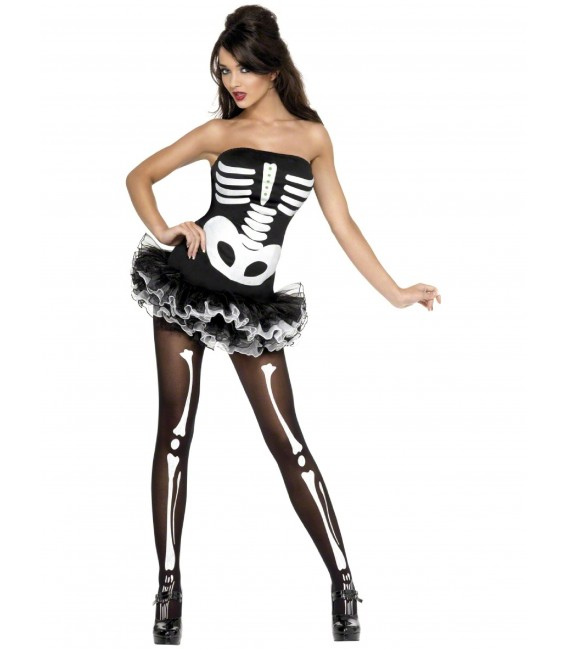 FEVER SKELETON TUTU
