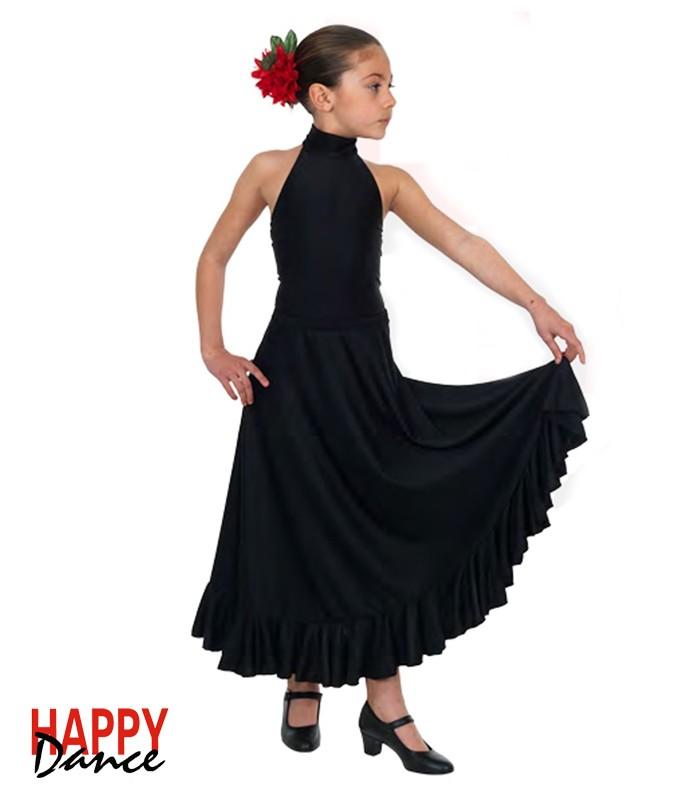 fb7bb83bd Falda Iniciación EF008 - Flamenco Maty