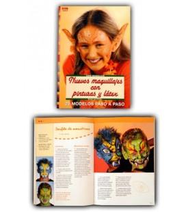 Libro maquillajes