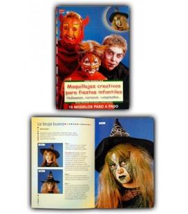 Libro maquillajes creativo