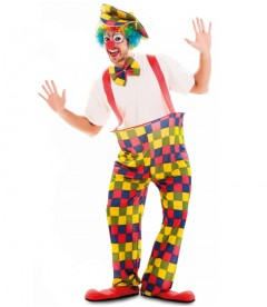 RAINBOW CLOWN PANTS