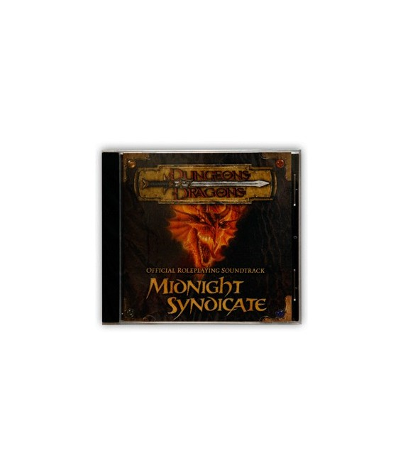 CD Dungeons Dragons