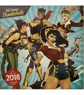CALENDARIO 2018 CÓMICS