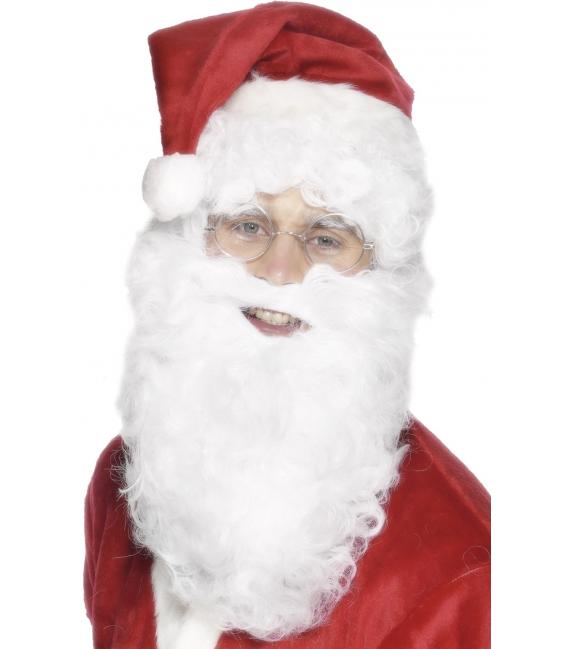 b8200407f2d0a Barba de Santa Claus - Disfraces Maty