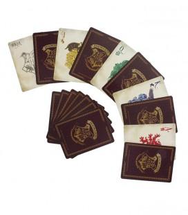 PLAYING CARDS HOGWARTS