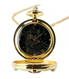 BROCHE RELOJ SAILOR MOON