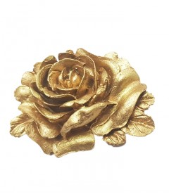 BROCHE RESINA PATINADO