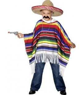Poncho Mexicano Inf