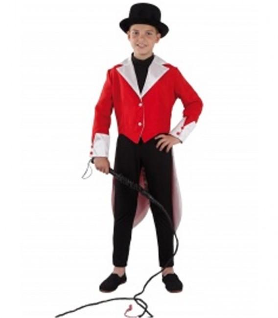 Disfraz de maestro de ceremonia de circo - Disfraces Maty b9b276f2f46