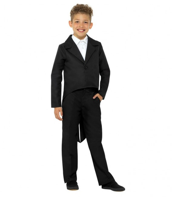 Disfraces Chaqueta Infantil Maty Negra Unisex HP6wtq