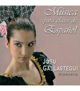 CD CLASES DE ESPAÑOL JOSU GALLASTEGUI