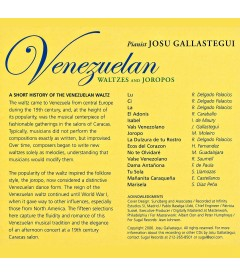 CD VENEZUELAN      JOSU GALLASTEGUI