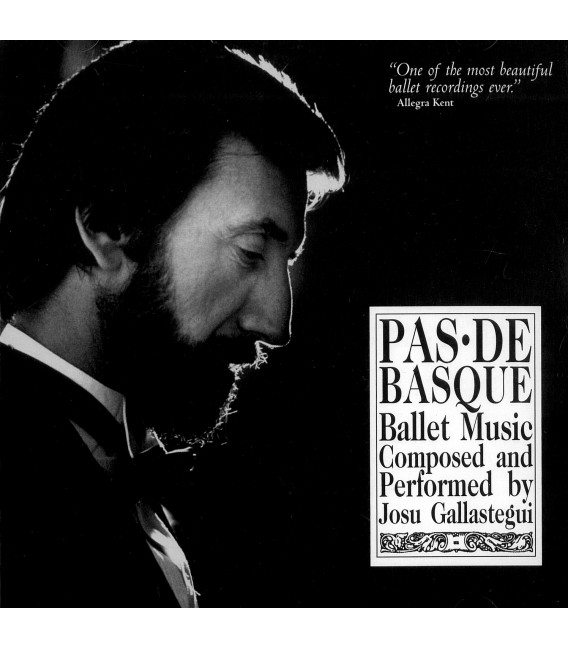 CD PAS DE BASQUE JOSU GALLASTEGUI