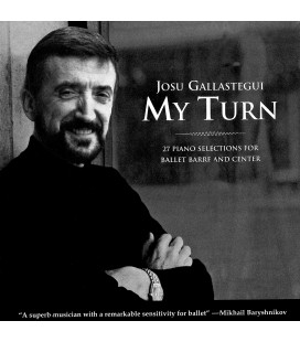 CD MY TURN JOSU GALLASTEGUI