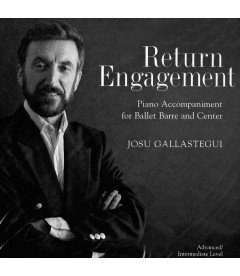 CD RETURN ENGAGEMENT JOSU GALLASTEGUI