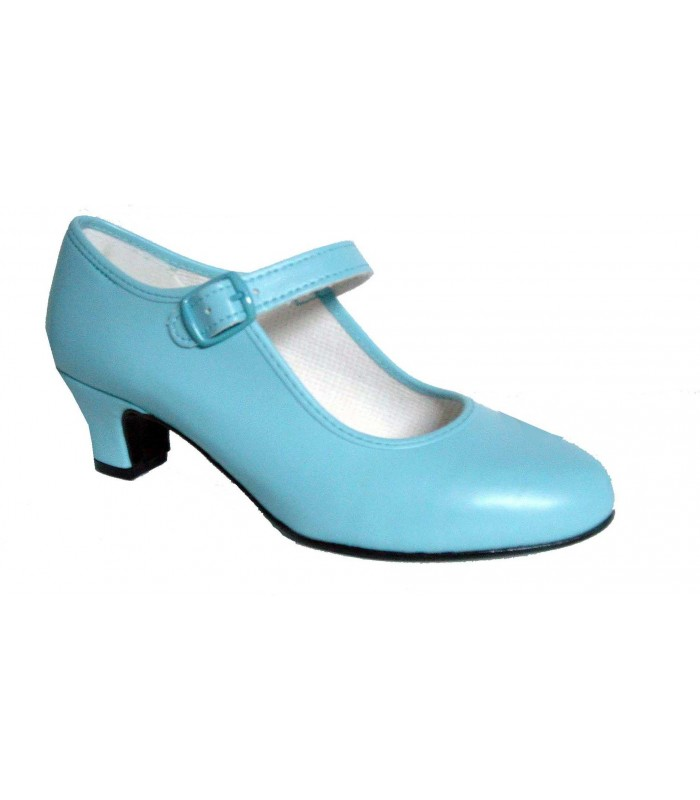 flamenco zapato: