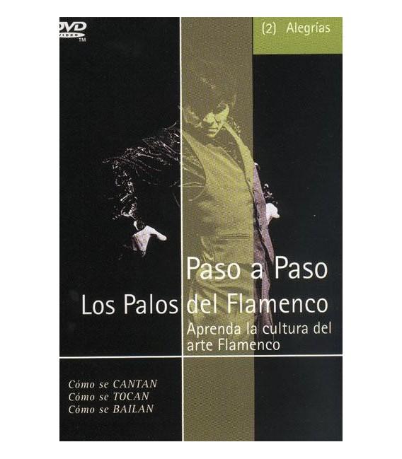 PASO A PASO. LOS PALOS DEL FLAMENCO