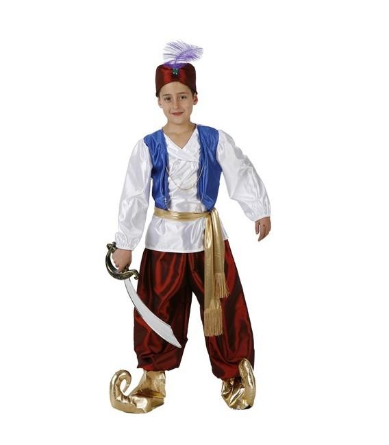 Disfraz Árabe niño - Carnaval - disfraces Maty 939244bdcaa