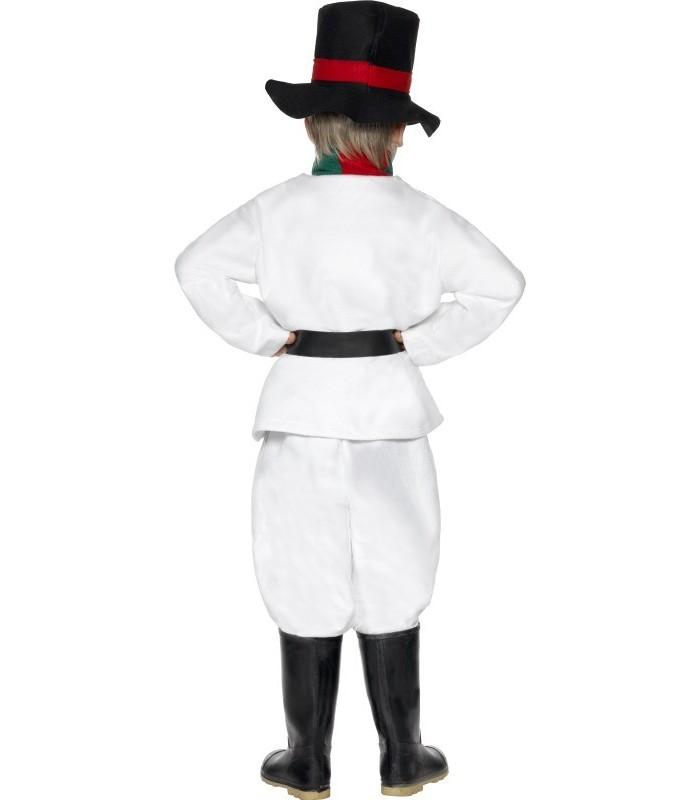 98eaf1dbf Disfraz Muñeco de Nieve - Disfraces Maty