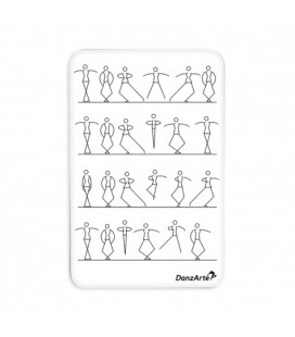 "IMAN ""STICK FIGURES DANCING"""