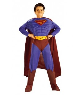 SUPERMAN RETURNS MUSCULOSO