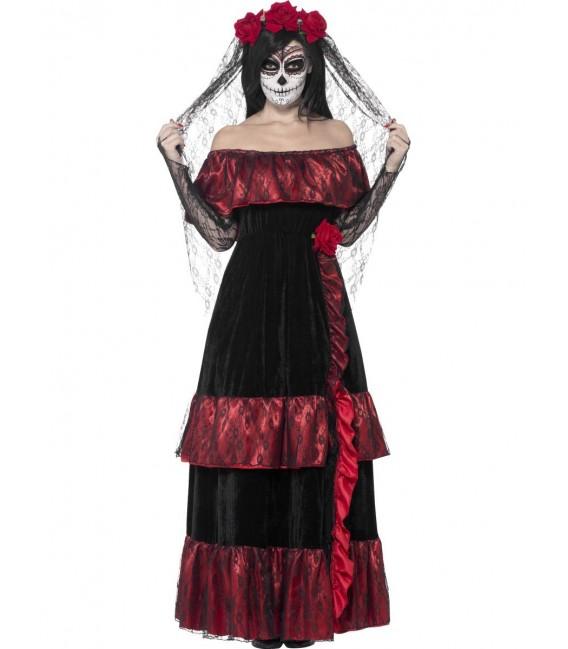 Disfraz D a de los muertos Disfraces