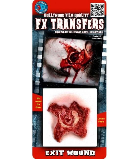 3D FX EXIT WOUND