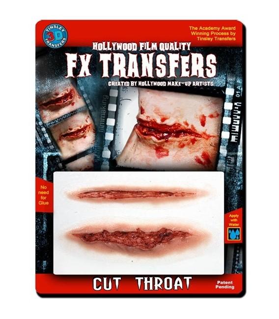 3D FX CUT THROAT