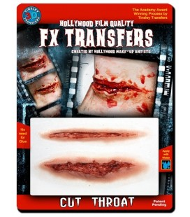 3D FX CUT THROAT