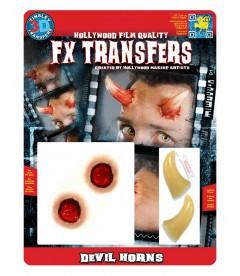 3D FX DEMON HORNS
