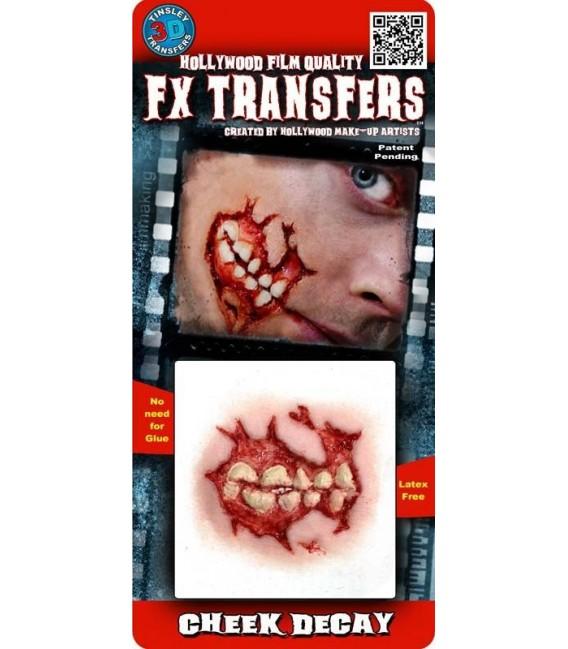 3D FX CHEEK DECAY