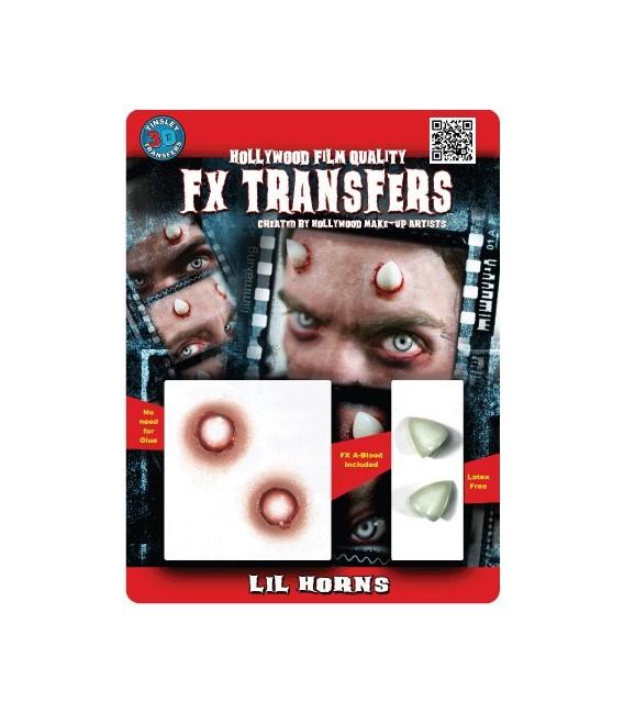 3D FX LIL HORNS
