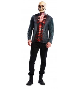 CAMISETA SKELETON