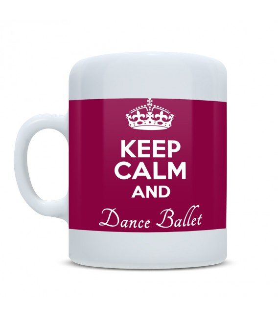 TAZA KEEP CALM