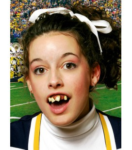 DIENTES CHEERLEADER