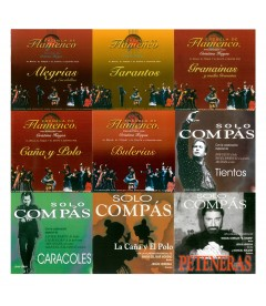 CDs de Flamenco