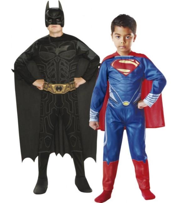 PACK 2 DISFRACES: BATMAN V SUPERMAN