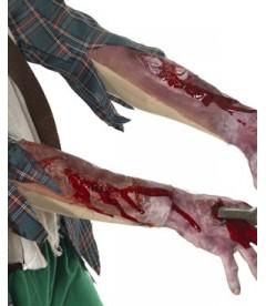 Manga Látex Heridas