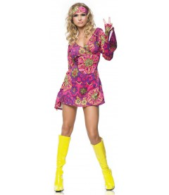 RETRO GO GO DRESS