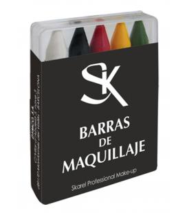 SET BARRAS MAQUILLAJE
