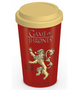 TRAVEL MUG LANNISTER