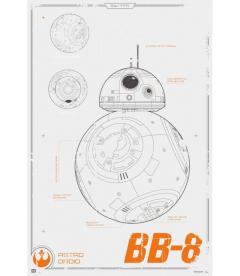 POSTER BB-8