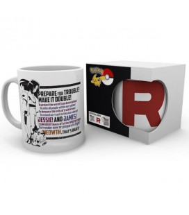 TAZA TEAM ROCKET