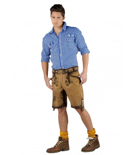 disfraces con camisas de cuadros para hombre