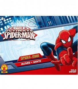 GUANTES SPIDERMAN ULTIMATE