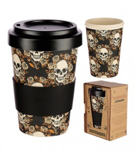 TRAVEL MUG DE CALAVERAS