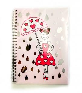 CUADERNO LIPE RAIN