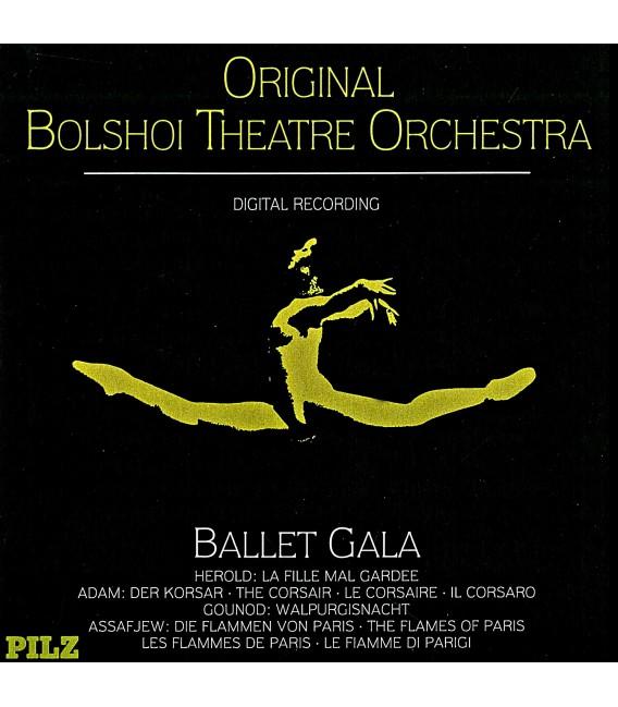 CD BALLET GALA